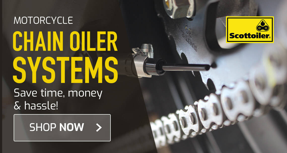 Scottoiler Chain Oiler Systems