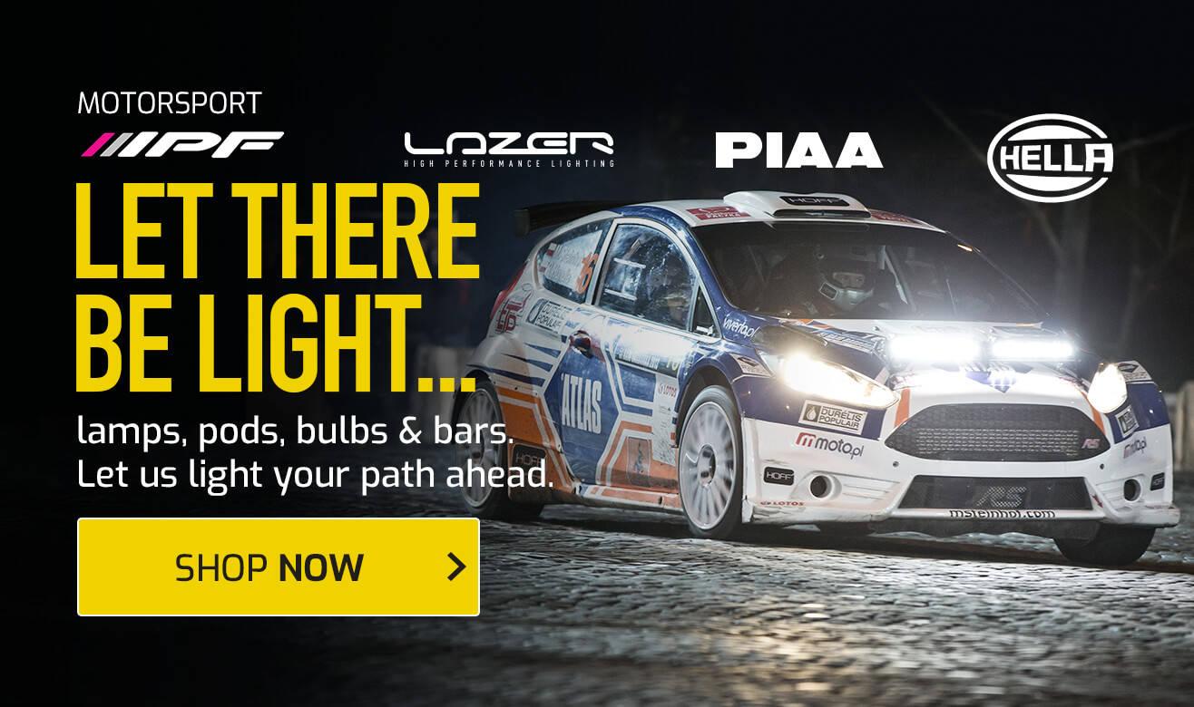 Motorsport Lighting