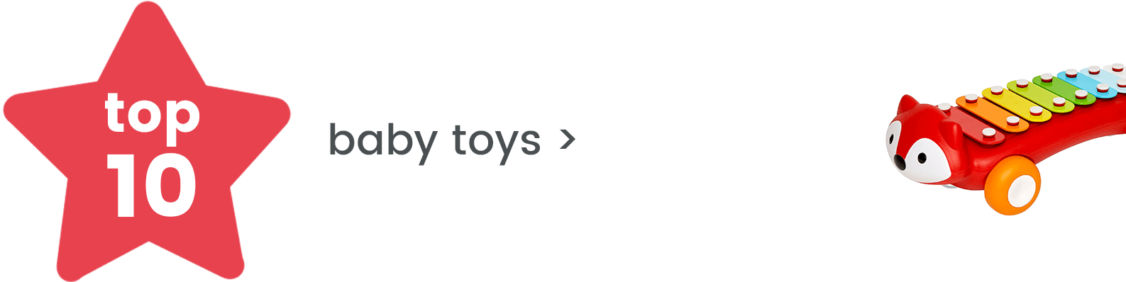 top 10 baby toys