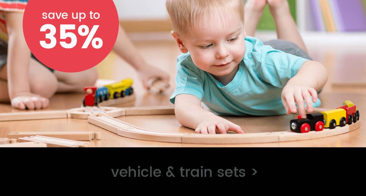 Vehicles & Train Sets