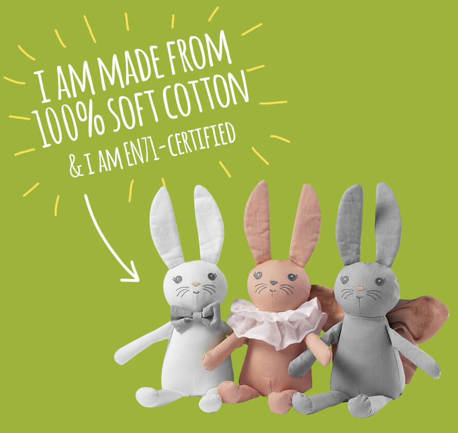 Elodie Details Bunny Soft Toy