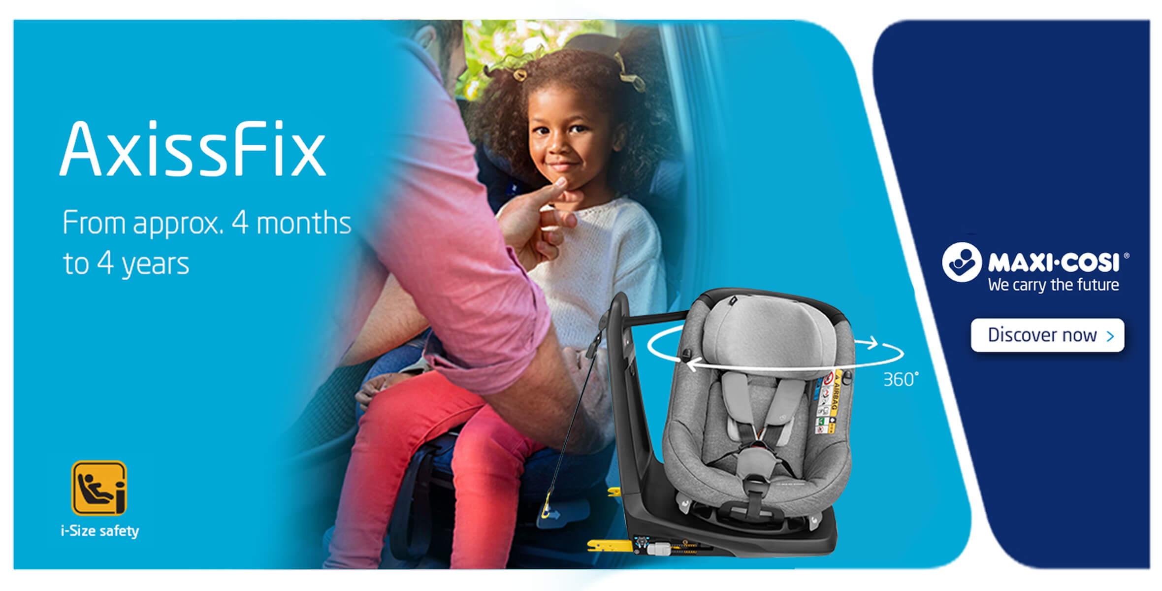 Shop Maxi-Cosi AxissFix