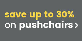 Save on Pushchairs