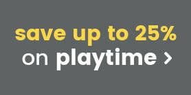 Save on Playtime