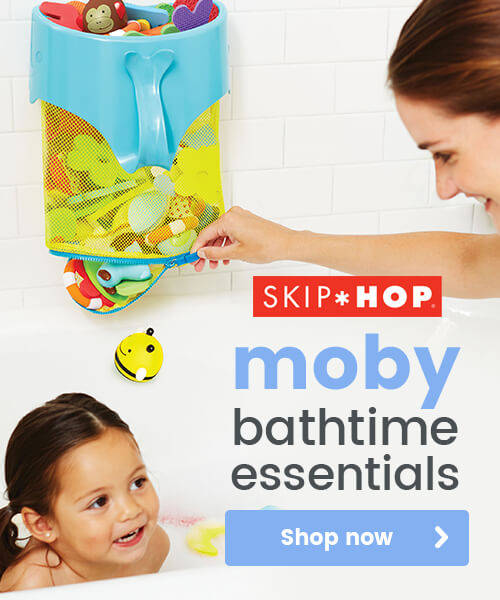 Skip Hop Moby Bathtime Essentials