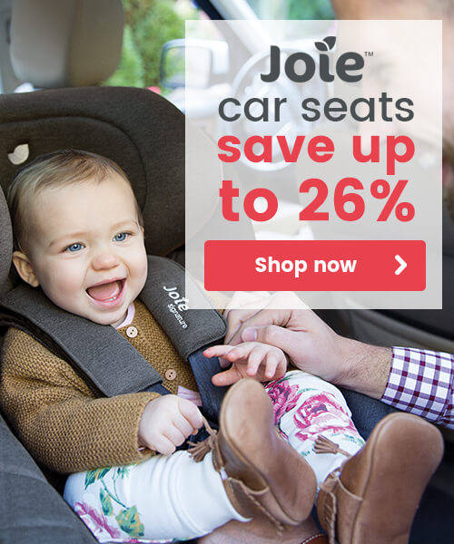Save on Joie Car Seats