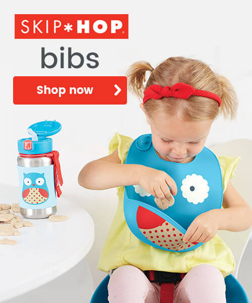 Skip Hop Bibs