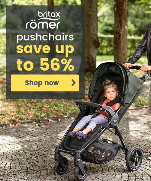 Save on Britax Romer Pushchairs