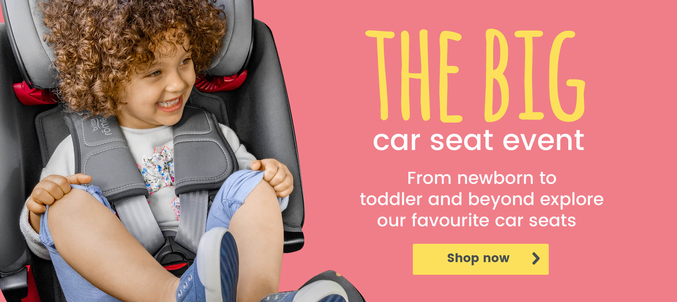 The Big Car Seat Event