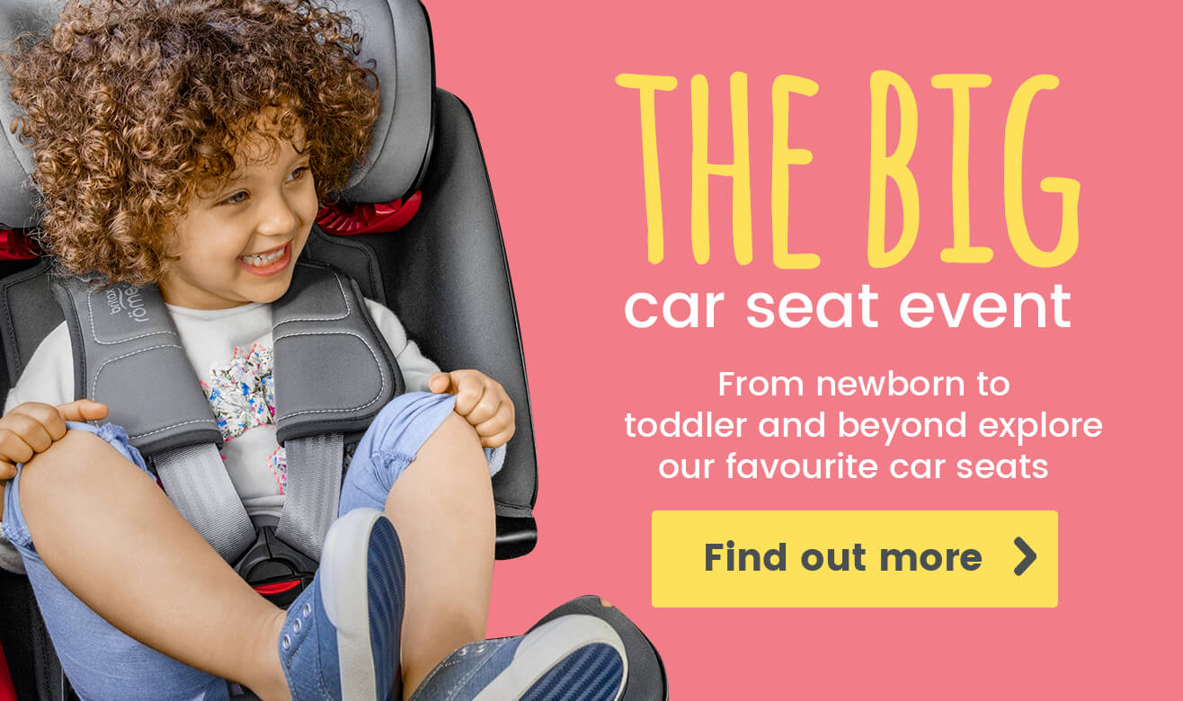 Find Your Perfect Car Seat
