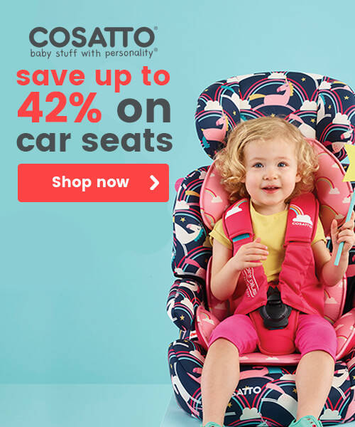 Cosatto Car Seats - Save up to 42%