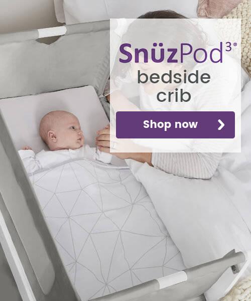 Snuz Snuzpod 3 Bedside Crib
