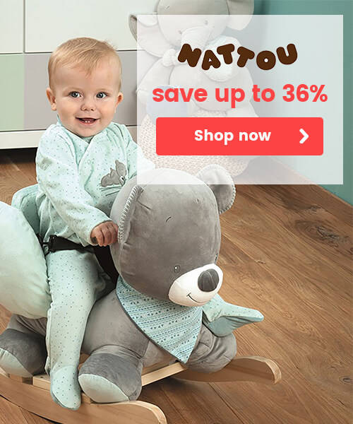 Nattou Rocker - Save up to 36%