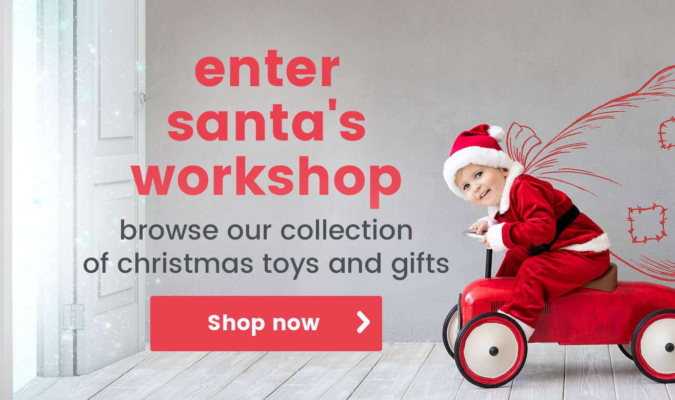 Enter Santa's Workshop
