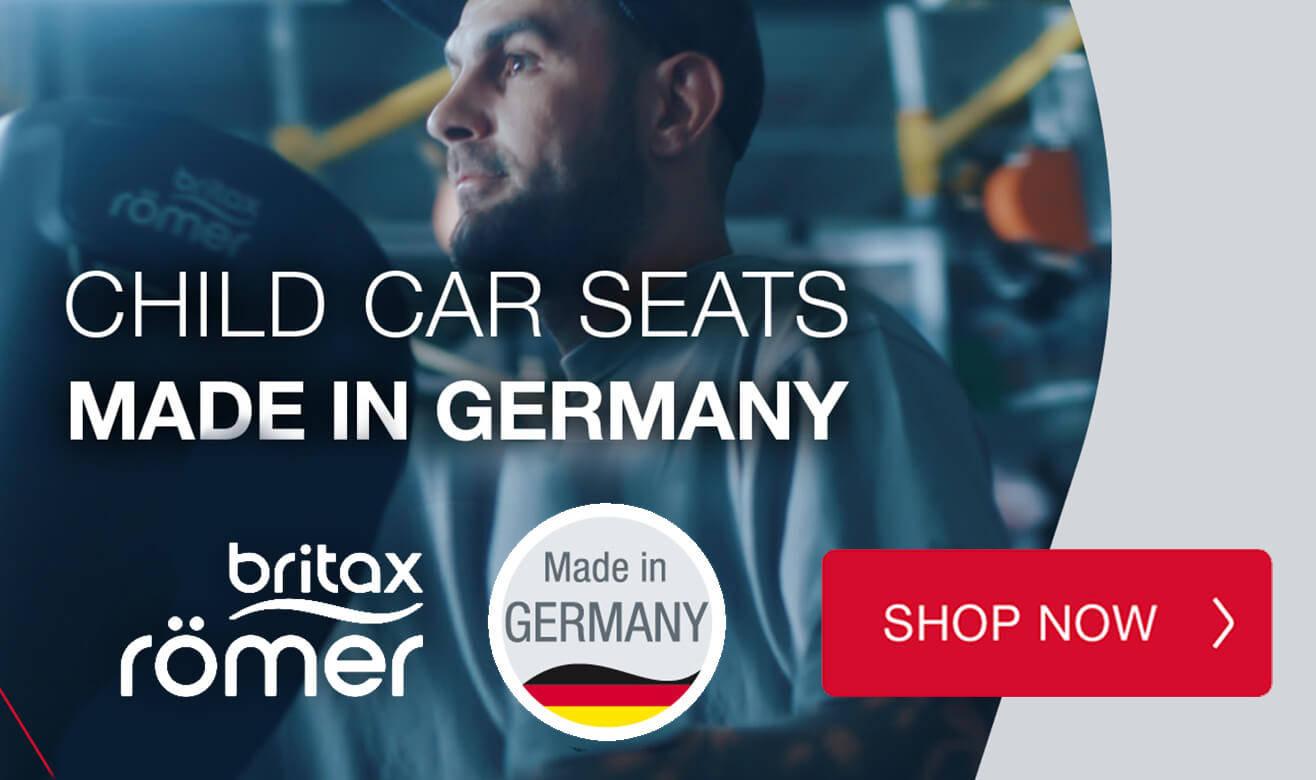 Britax Romer Child Car Seats