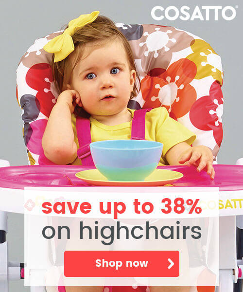 Cosatto Highchairs