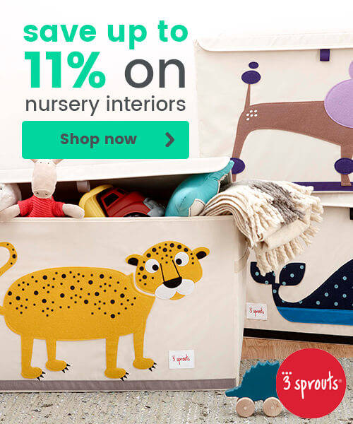 3 Sprouts Nursery Interiors