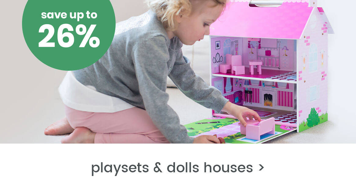 Playsets & dolls houses