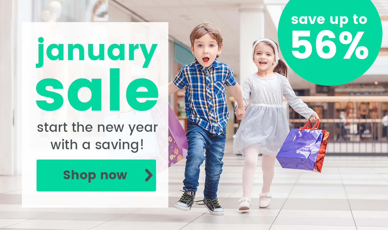 Start the New Year with a Saving!