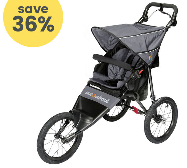 Out n About Nipper Sport V4 Jogging Buggy