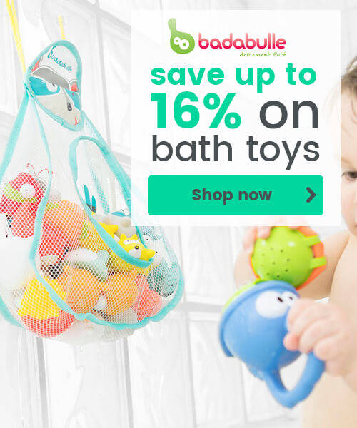 Badabulle Bath Toys