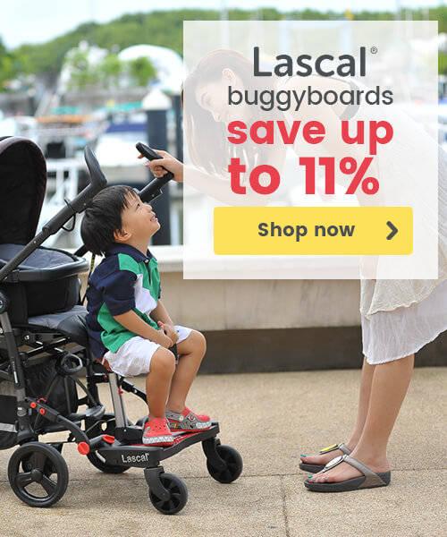 Lascal Buggyboards