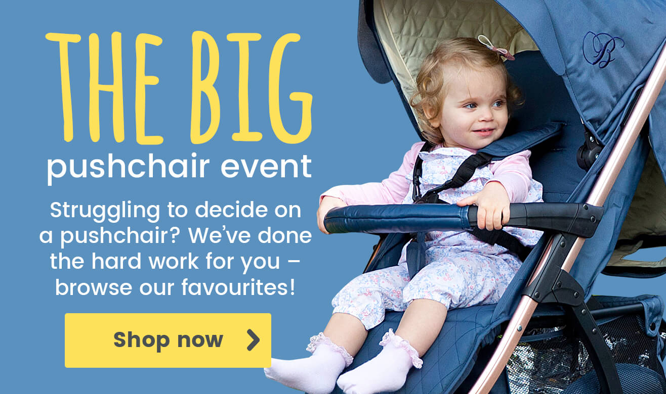 The Big Pushchair Event
