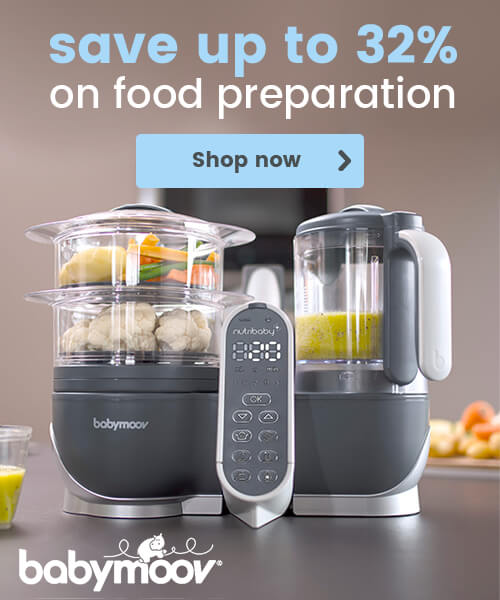 Babymoov food preparation