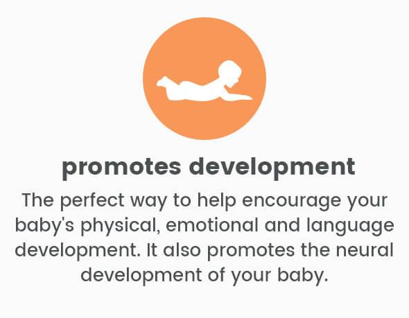 Promotes development