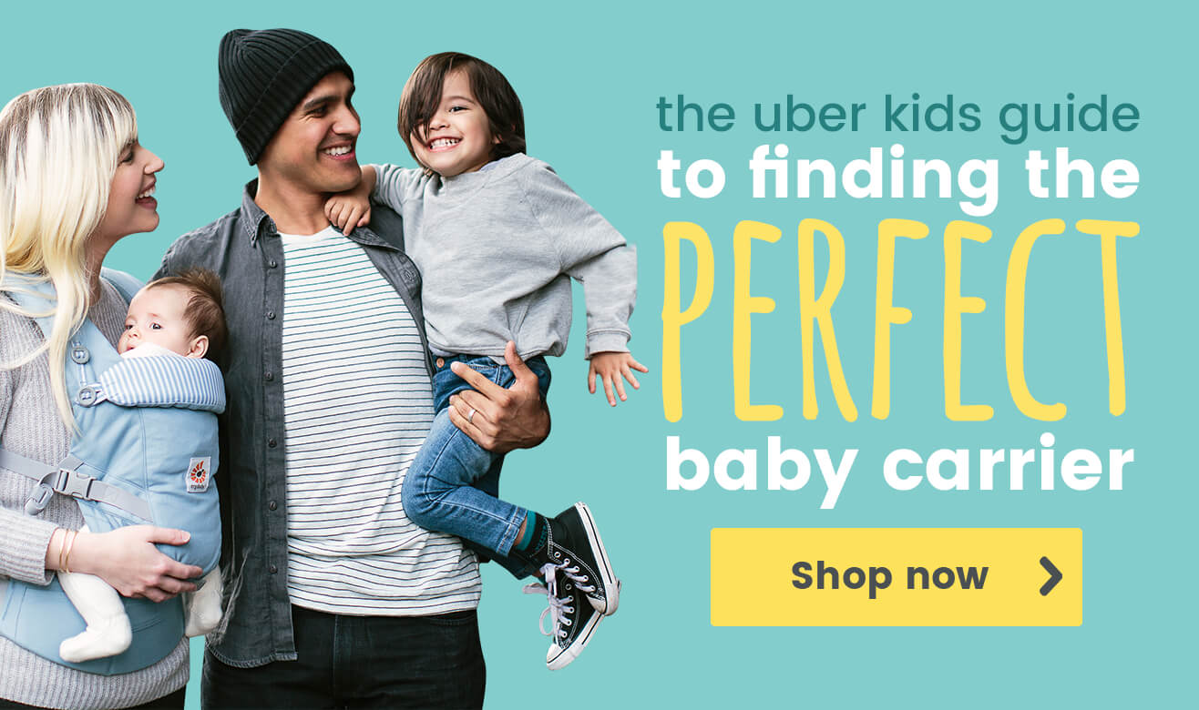 Find the Perfect Baby Carrier