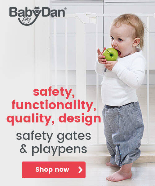 Babydan safety gates & playpens