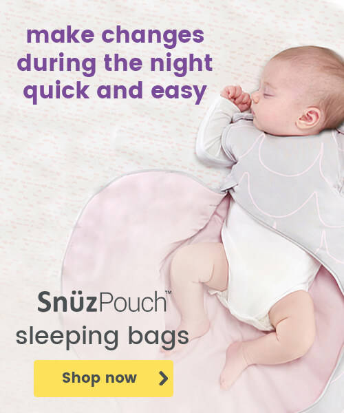 Snuzpouch sleeping bags