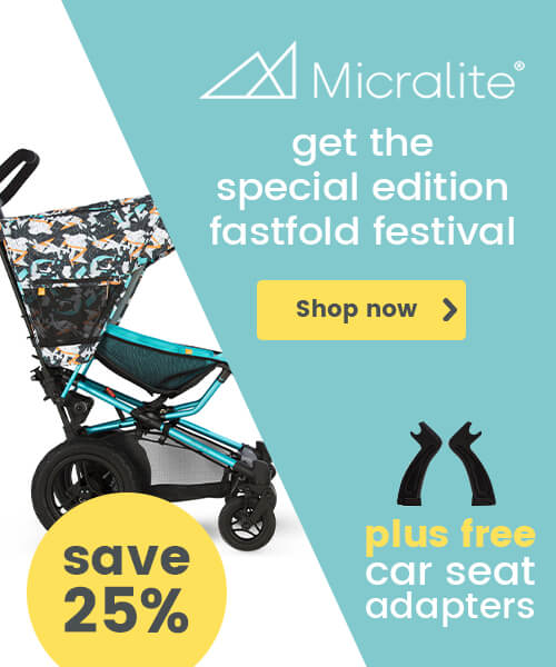 Micralite pushchairs