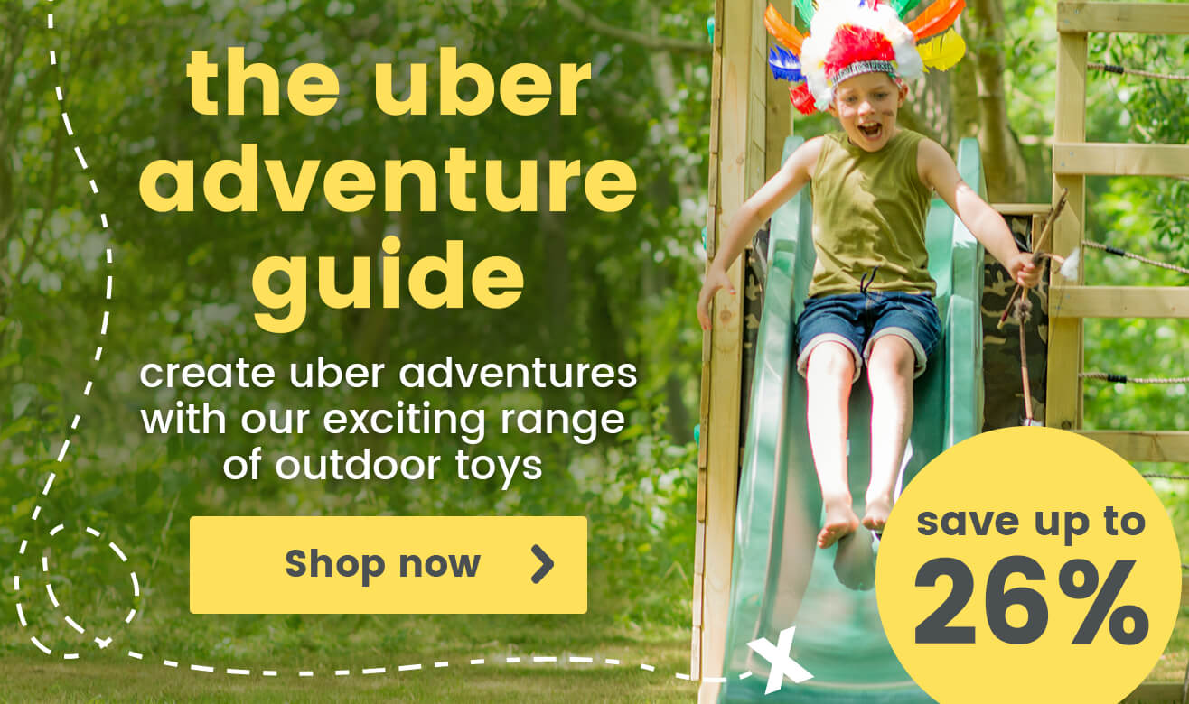 The Uber Adventure Guide
