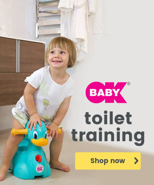 OK Baby toilet training
