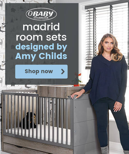Obaby Madrid room sets