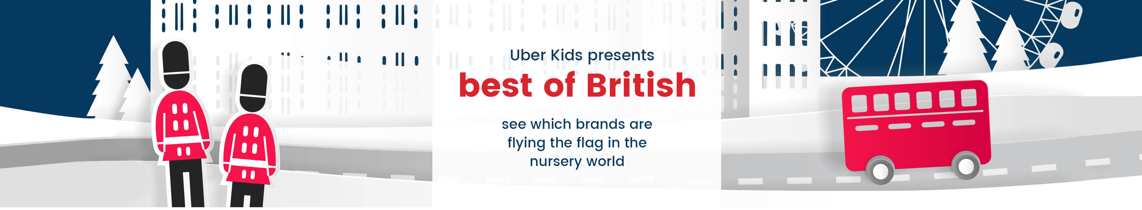Uber Kids presents: The Best of British