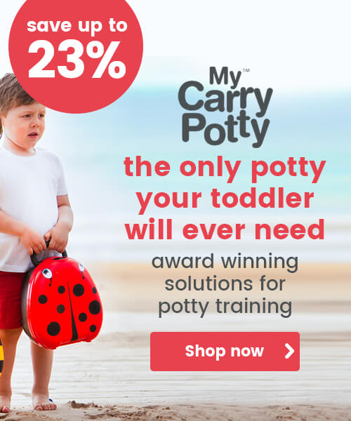 My Carry Potty potty