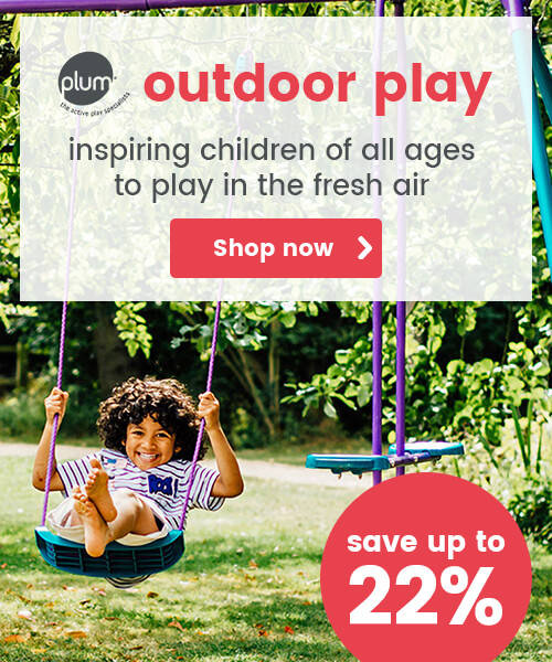 Plum outdoor play