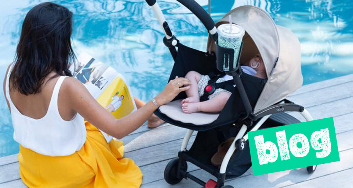 BABYZEN yoyo+ : the 3 in 1 travel system for parents on the move