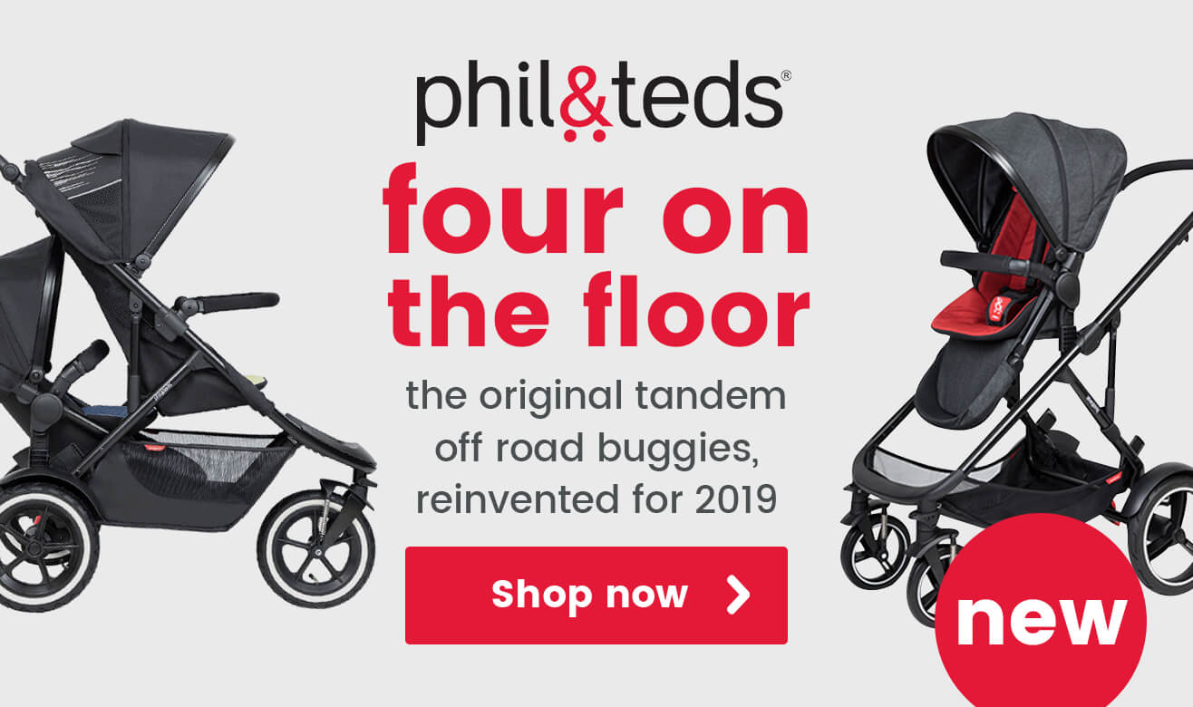 Phil & Teds Four on the Floor