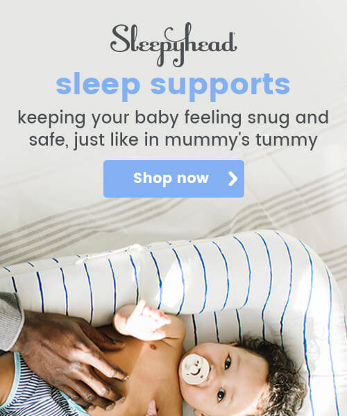 Sleepyhead sleep supports
