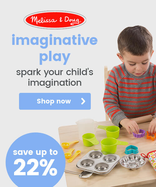 Melissa and Doug imaginative play