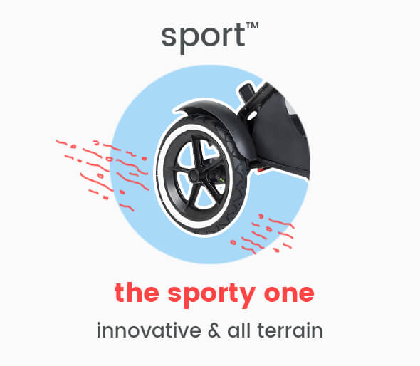 sport - the sporty one