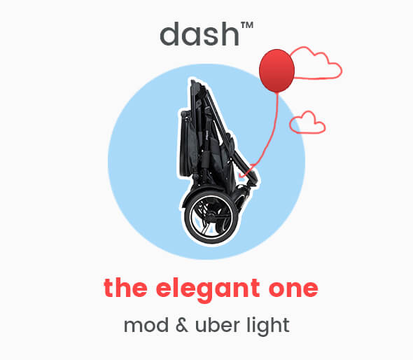 dash - the elegant one