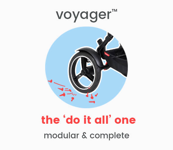 voyager - the do it all one
