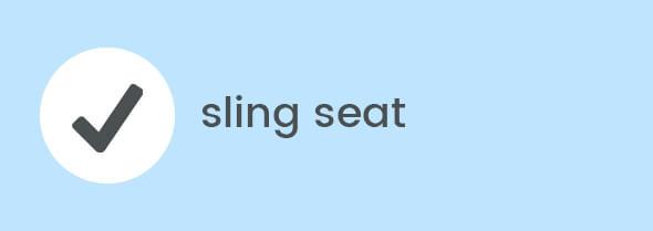 Sling Seat