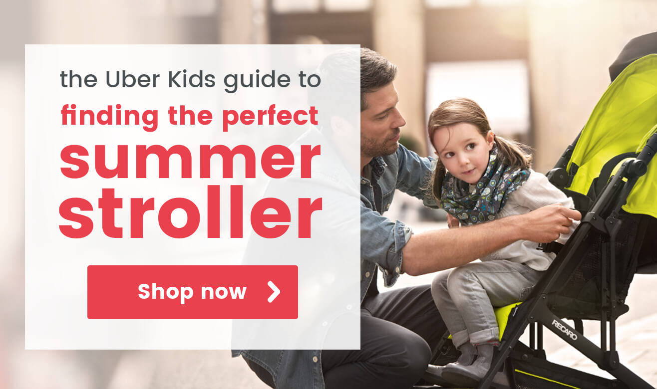 Find the Perfect Summer Stroller