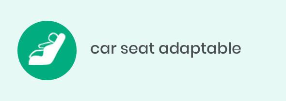 car seat compatible