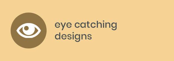 eye catching designs